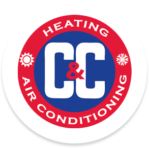 C & C Heating & Air Conditioning logo